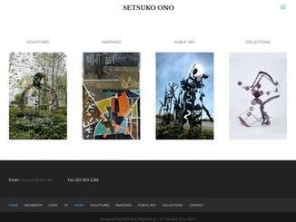 Website – Setsuko Ono